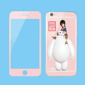 Hot Sales Cartoon Tempered Glass Both Sides Screen Protector for iPhone6/6s Plus in Stock pictures & photos