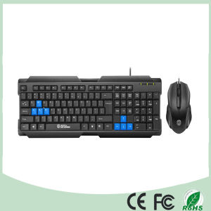 Slim Design Business USB Keyboard and USB Mouse Combo Set (KB-C16) pictures & photos