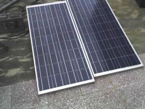 OEM/ODM 130W Poly Solar Panels Factory Direct (GSPV130P) pictures & photos