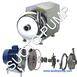 Stainless Steel Centrifugal Sanitary Pump pictures & photos