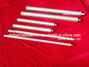 99.95% Pure Molybdenum Electrode for Glass Melting pictures & photos