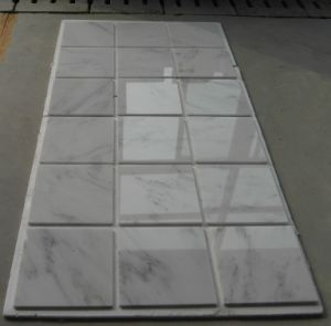 Starry White Chinese Star White Marble Wholesale Polished Floor Tile pictures & photos