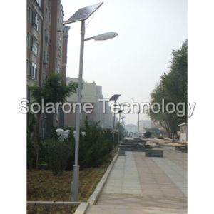 Solar Street Light SSLD15W with CE and RoHS Certification