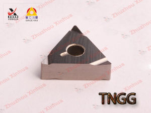 Alloy Cermet Cutting Insert Tngg pictures & photos