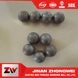 High, Middle, Low Chrome Cast Iron Grinding Balls, High Chrome Grinding Media Ball pictures & photos