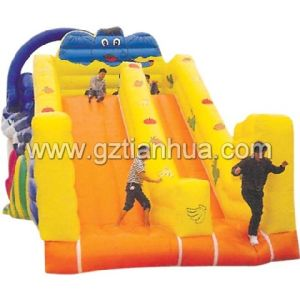 Inflatable Slide Toy (IN-033)