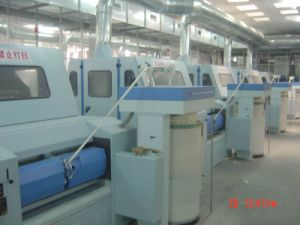 High Production Cotton Wool Yarn Carding Machine pictures & photos