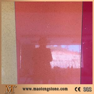 Cheap Price Color Star Quartz Slab pictures & photos