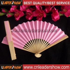 Promotional Hand Fan, Folding Paper Fan, Bamboo Fan