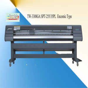 ICONTEK TW-3304GA Inkjet Printer (with SPT 255/35pl Seiko Heads, 3.2m 4 Colors)