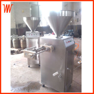 Pneumatic Quantitative Sausage Filling Machine pictures & photos