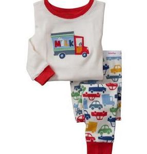 Baby Long Pyjamas Sleepwear Suit