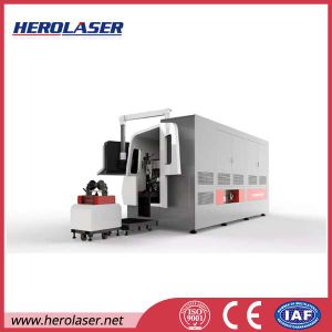 High Precision 1000W/ 3000W Aluminum Stainless Steel Tube Fiber Laser Cutting Machine pictures & photos