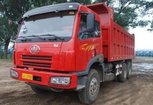 Faw Dump Truck for International