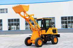 1 Ton Mini Wheel Loader, Mini Hydraulic Loader pictures & photos