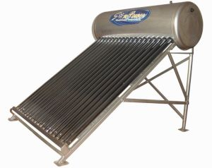 Compact Non Pressure Solar Water Heater (SPC-470-58/1800-20) pictures & photos