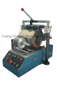 Number Plate Hot Stamping Machine