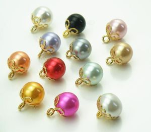 Fashion Design Hot Pearl Button for Shirt, Sweater, Woman Apparel and Kidswear pictures & photos
