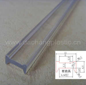 8mm Acrylic Profile for Glass Partition pictures & photos