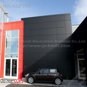 Composite Aluminium Cladding Sheet (ACP358)