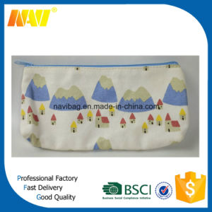 Promotion Small Soft Cosmetic Bag Canvas pictures & photos