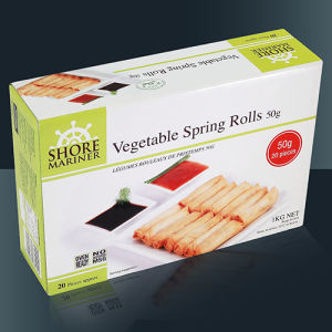 Spring Roll Case / Frozen Food Box