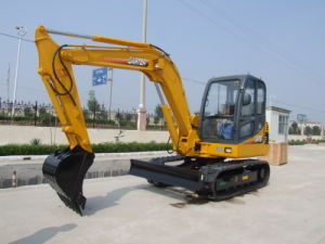 6 Ton Hydraulic Large Excavator (CT60-6B) with ISO, SGS pictures & photos