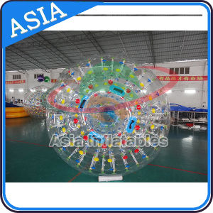 Large Human Bowling Balls / Color Dots Adult Inflatable Zorb Ball pictures & photos