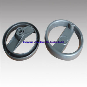Aluminium Alloy Die Casting for Wheels pictures & photos