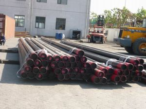 Casing Pipe/Tubing Pipe (API-5CT J55/K55/N80/L80 /p110) pictures & photos