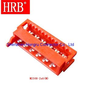 Insulation Displacement Crimp PCB Connector pictures & photos