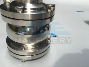 Stainless Steel Sanitary Triclamp Check Valve (ACE-ZHF-3D) pictures & photos