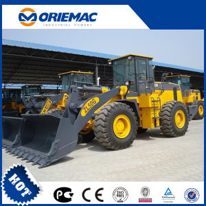 Zl50g 5 Ton Wheel Loader with 3m3 Bucket pictures & photos