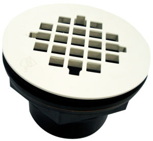 Economic Solvent Shower Drain pictures & photos