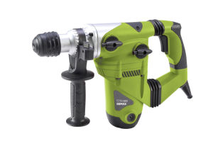 High Quality 32mm 6kgs Rotary Hammer (DX8221) pictures & photos