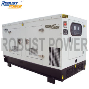 Weifang Silent Diesel Generator Set pictures & photos