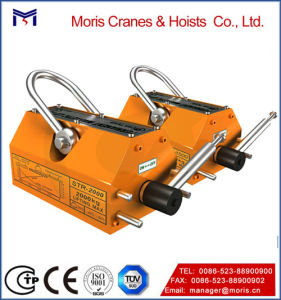 Heavy Duty Steel Lifting Magnet Magnetic Lifter Hoist or Crane pictures & photos