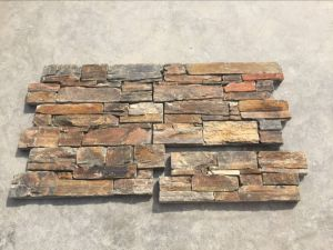 Natural Culture Stone, Wall Cladding, Stone Panel for Cheapest Price pictures & photos