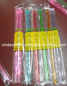 Plastic Knitting Needles (XDPN-004) pictures & photos