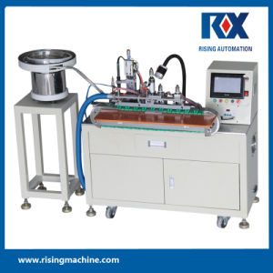 High Quality USB Connecting Wire Automatic Tin Soldering Machine