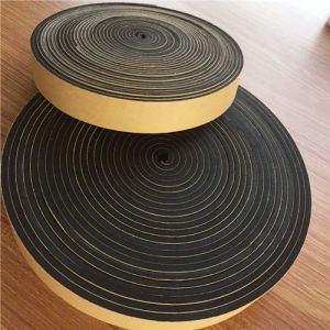 Closed Cell CR Foam Tape for Sealing and Gasket pictures & photos