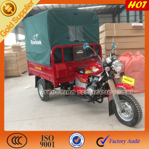 Three Wheeled Motorcycle with Truck Cargo pictures & photos