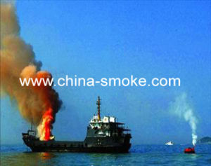 Marine Distress Smoke Signal