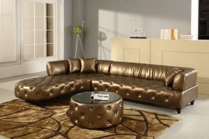 Modern Design Sectional Leather Sofa