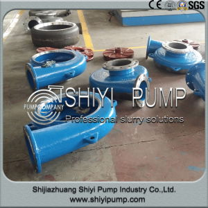 High Chrome Alloy Corrosion Volute Liner Resistance Slurry Pump pictures & photos