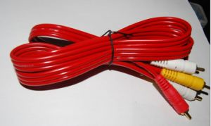 3*RCA to 3*RCA Cable (WE-2008)