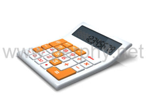 Magic Electronic Calculator