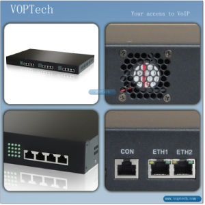 Multi FXS Ports VoIP SIP Gateway of Voptech With Max 16 Concurrent Calls