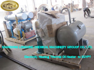 Thermal Oil Heater for Hot Rolling Machine (36Kw) pictures & photos