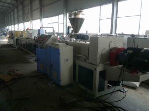 CE Plastic Extruder PVC Profile Extrusion Machine pictures & photos